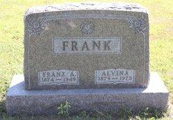 Alvina <I>Goetsch</I> Frank