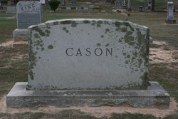 Mary Harrison <I>Barham</I> Cason