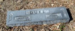 Mollie <I>Henry</I> Duke