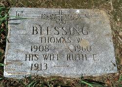 Ruth Eleanor <I>Kelley</I> Blessing