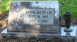 Bryan Allen Lee