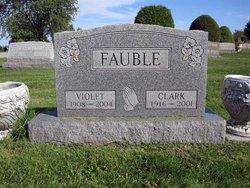 Violet Flouela <I>Groh</I> Fauble