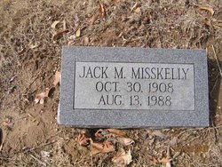 "Turner M ""Jack"" Misskelly"