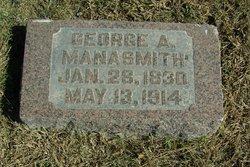 George Alan Manasmith