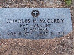Charles Horton McCurdy