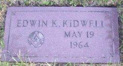 Edwin K. Kidwell