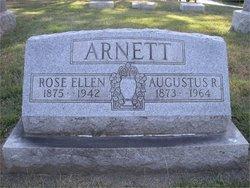 Rose Ellen <I>Sims</I> Arnett