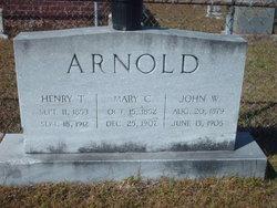 Mary <I>Cox</I> Arnold