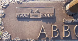 "E. M. ""Pinky"" Abbott"