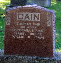 William Blair Cain