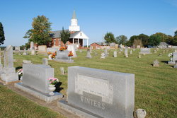 Mitchell's Chapel United Methodist Church Cemetery