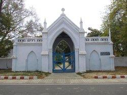 Agra Cantonment Cemetery