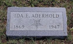 Ida E. Aderhold