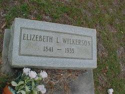 Elizabeth <I>Lastinger</I> Wilkerson
