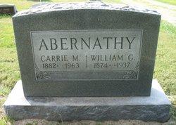 Carrie M <I>Douglas</I> Abernathy