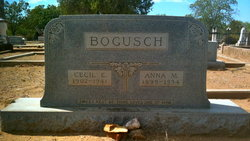 Anna Mae <I>Cavness</I> Bogusch
