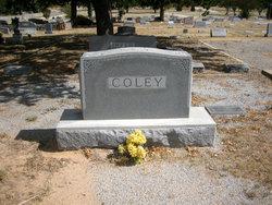 "Mary Susan ""Mollie"" <I>Nabors</I> Coley"