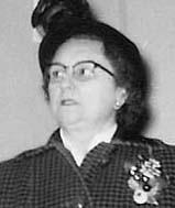 Bessie Mae <I>McKnaughten</I> Kokensparger