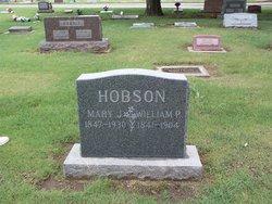 Mary Jane <I>Chastain</I> Hobson