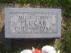 Milo John Plucar