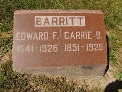 Carrie B. <I>Howard</I> Barritt