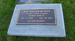 """Ray William """"Bill"""" Meader"""
