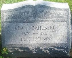Ada J Dahlberg, Mrs
