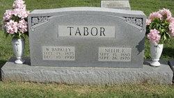 Nellie Frances <I>Meredith</I> Tabor