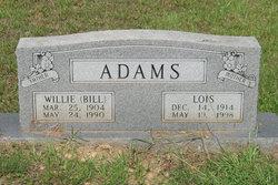 Lois <I>Powers</I> Adams