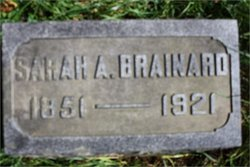 Sarah <I>VanSickle</I> Brainard