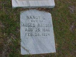Nancy C <I>Lee</I> Watson