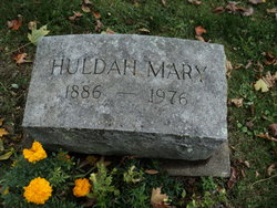 Huldah Mary Loomis