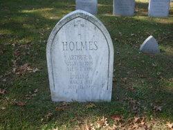 Julia <I>Sparks</I> Holmes