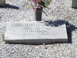 John Marler Bagwell