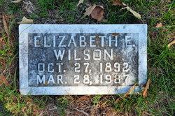 Elizabeth E. Wilson