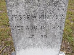 Jesse W Hunter