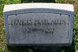 Frances Pearl Allen