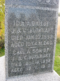 Ida A. Burkhardt