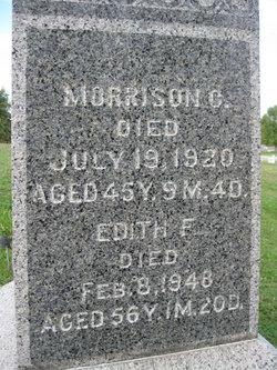 Morrison C. Burkhardt