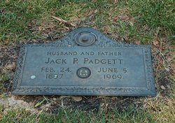 Jack P Padgett