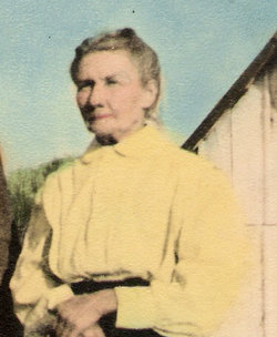 Agnes Jane <I>Enfield</I> Burns