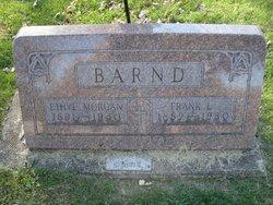 Ethel <I>Morgan</I> Barnd