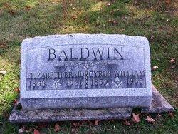 Cyrus William Baldwin