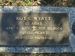 Roy Clinton Wyatt