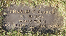 Charles C Clarke