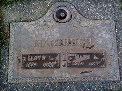 Mary Louise <I>McKay</I> Marihugh