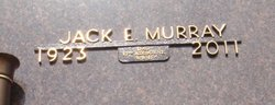 Jack Edward Murray