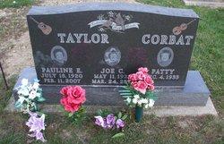 Pauline <I>Corbatt</I> Taylor