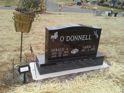 """Gerald Andrew """"Jerry"""" O'Donnell"""