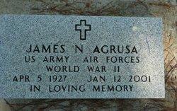 James Norton Agrusa